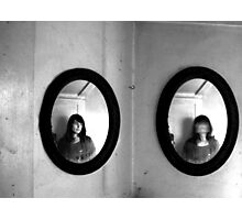It all makes sense to me- Diptych Photographic Print