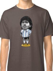 Maradona figure Classic T-Shirt
