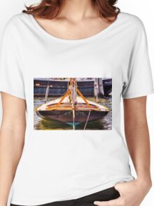 Beautiful Annie Women's Relaxed Fit T-Shirt