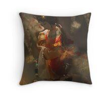 The Dream Keeper Throw Pillow