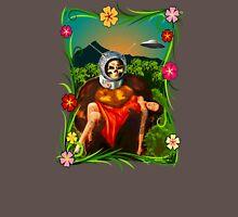 Tropical Robot Monster Unisex T-Shirt