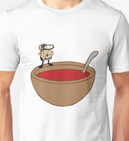 Soup diver Unisex T-Shirt