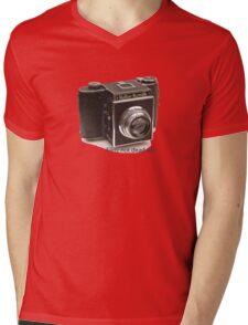 Film: not dead yet... Mens V-Neck T-Shirt
