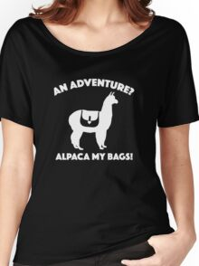 Alpaca My Bags Women's Relaxed Fit T-Shirt