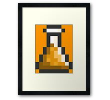 Beer Potion Framed Print