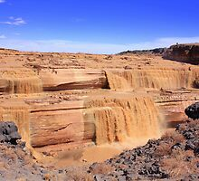 Grand Falls by Candy Gemmill