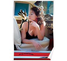 Pin Up by Sweetgrass 9 Poster