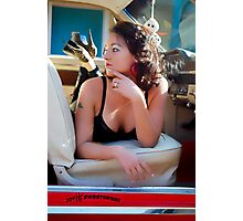 Pin Up by Sweetgrass 9 Photographic Print