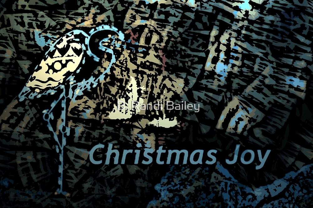 Christmas heron by ♥⊱ B. Randi Bailey