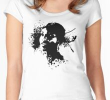 brazil /tee Women's Fitted Scoop T-Shirt