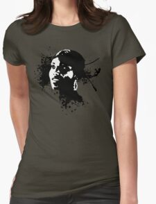 brazil /tee Womens Fitted T-Shirt