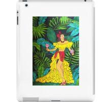 La Selva Caliente.  iPad Case/Skin