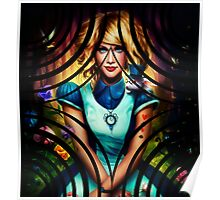 Wonderland Alice!  Poster