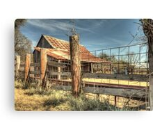 Rural and Rustic Canvas Print