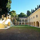 MedILs Courtyard  by MedILS