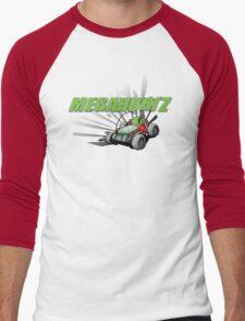 MegaHurtz! Men's Baseball ¾ T-Shirt