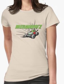 MegaHurtz! Womens Fitted T-Shirt