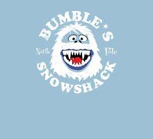 Bumble's Snowshack Unisex T-Shirt