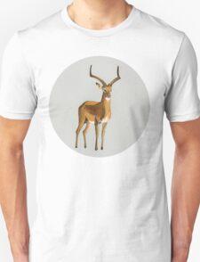 Ilustration art - Money antelope Unisex T-Shirt