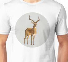 Ilustration art - Money antelope Unisex T-Shirt