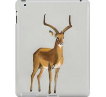 Ilustration art - Money antelope iPad Case/Skin