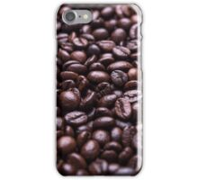 Wake-up and smell the coffee iPhone Case/Skin