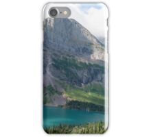 Grinnell Lake iPhone Case/Skin