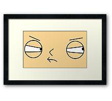 Stewie Framed Print