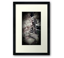 Angelic Love : Literary Moments Framed Print