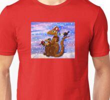 Christmas Roos Unisex T-Shirt