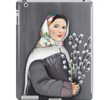 Palm Sunday iPad Case/Skin
