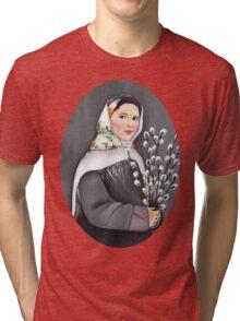 Palm Sunday Tri-blend T-Shirt
