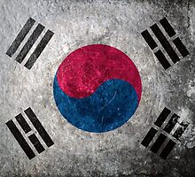 South Korea Grunge by GMackenzie