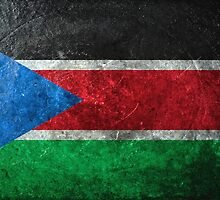 South Sudan Grunge by GMackenzie