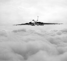 Vulcan Cruising - Mono by J Biggadike