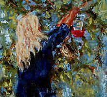 The Bird Feeder by Monica Vanzant