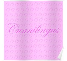 Cunnilingus - going down in style Poster