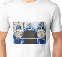 Duesenberg Straight 8 Grill and Headlights Unisex T-Shirt