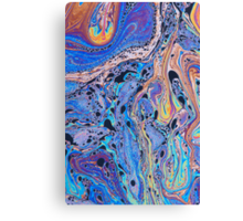 All the Colours Canvas Print