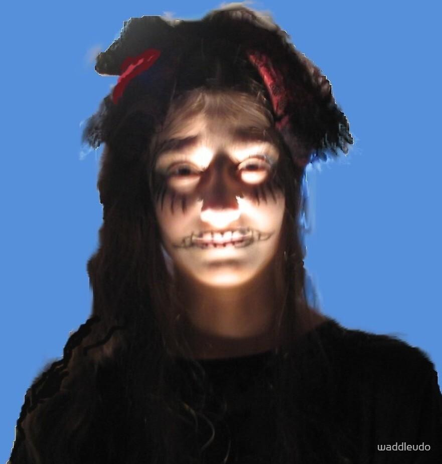 """""""Dia de los Muertos"""" by waddleudo"""