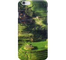 Thousand Layers to the Heaven iPhone Case/Skin