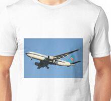 China Southern Airbus A330 B-6532 Unisex T-Shirt