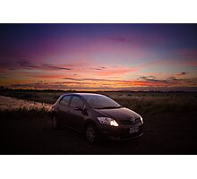 2010 Toyota Corolla Photographic Print