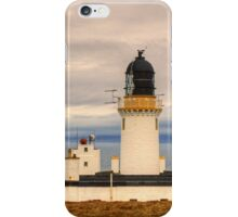 The Most Northerly Lighthouse On The Mainland iPhone Case/Skin
