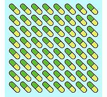 Happy Pills Photographic Print