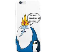 iceking iPhone Case/Skin