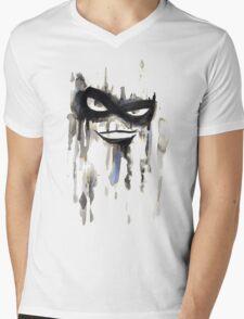 Mad Harley Quinn Mens V-Neck T-Shirt