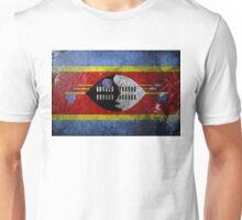 Swaziland Grunge Unisex T-Shirt