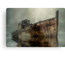 The Ghost of The Good Hope Metal Print