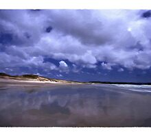 The Big Strand, Islay, Scotland by Ian Gray
